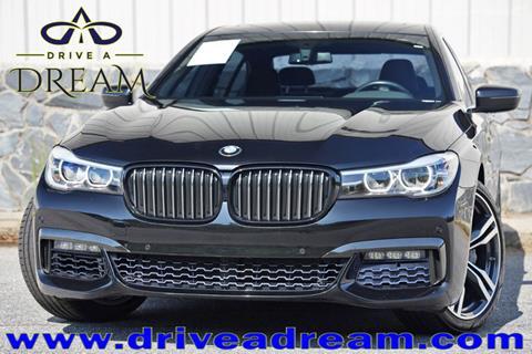 2017 BMW 7 Series for sale in Marietta, GA