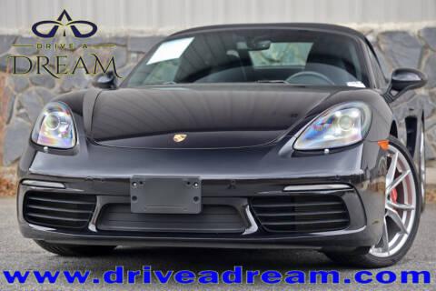 2017 Porsche 718 Boxster for sale in Marietta, GA