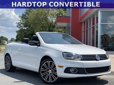2013 Volkswagen Eos for sale in Manassas Park, VA