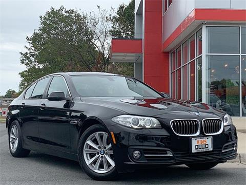 2016 BMW 5 Series for sale in Manassas Park, VA