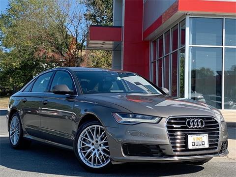 2016 Audi A6 for sale in Manassas Park, VA
