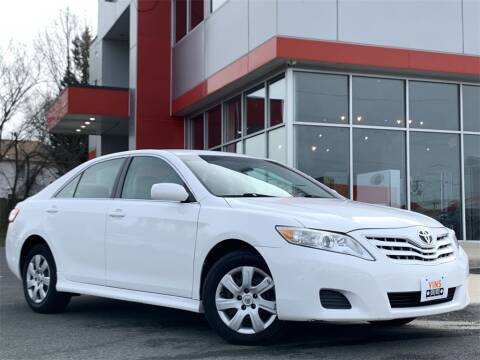 2011 Toyota Camry LE for sale at VINS in Manassas Park VA