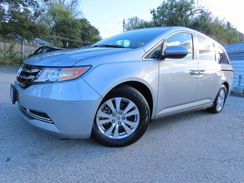 2016 Honda Odyssey for sale in Tarrytown, NY