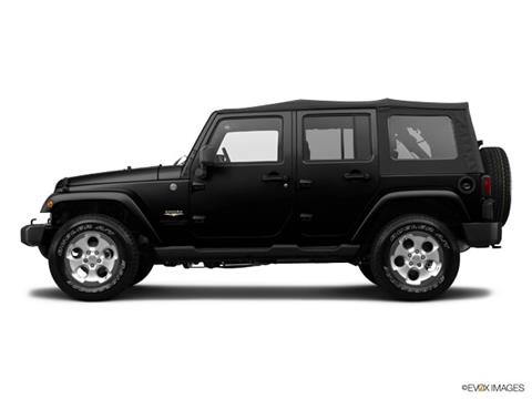 2014 Jeep Wrangler Unlimited for sale in Chattanooga, TN