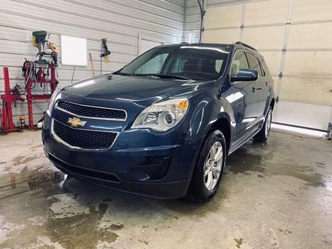 2017 Chevrolet Equinox LT for sale at Clark King Auto Sales LLC in Corbin KY
