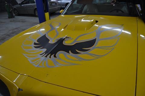 1977 Pontiac Firebird for sale in Henry, IL