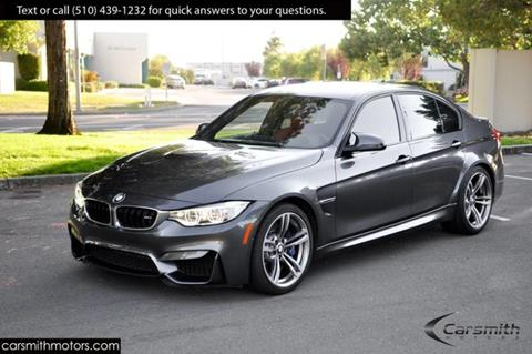 2015 M3 For Sale >> 2015 Bmw M3 For Sale In Fremont Ca