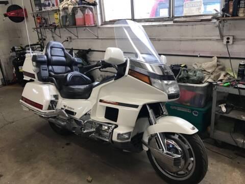 Honda Grand Rapids >> Used Honda Goldwing For Sale In Grand Rapids Mi