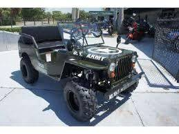 2018 Jeep Ice Bear Thunderbird Jeep 125c for sale in Kansas City, MO