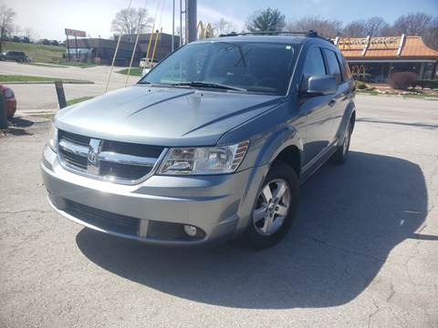 2010 Dodge Journey SXT for sale at Family Outdoors LLC in Kansas City MO