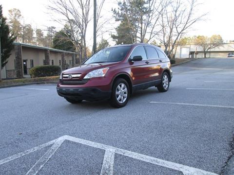 2008 Honda CR-V for sale in Lawrenceville, GA