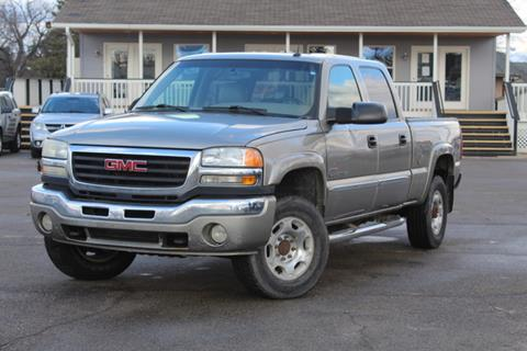 2003 GMC Sierra 2500HD for sale in Chelsea, MI