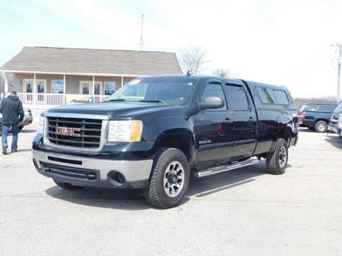 2010 GMC Sierra 2500HD for sale in Chelsea, MI