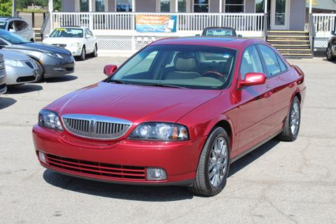 2005 Lincoln LS for sale in Chelsea, MI