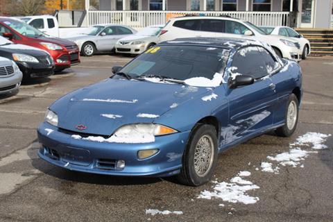 1998 Chevrolet Cavalier for sale in Chelsea, MI