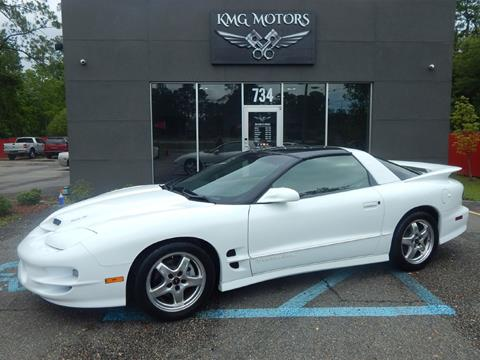 2002 Pontiac Firebird for sale in Slidell, LA