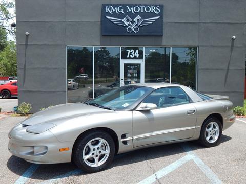 1999 Pontiac Firebird for sale in Slidell, LA
