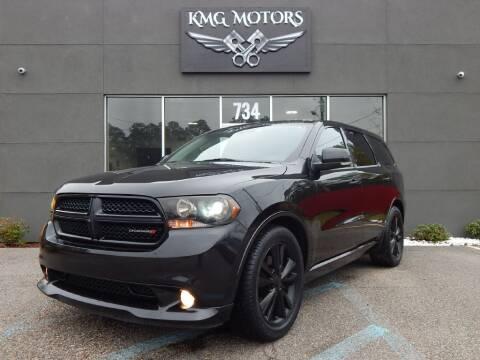 2013 Dodge Durango R/T for sale at KMG Motors in Slidell LA