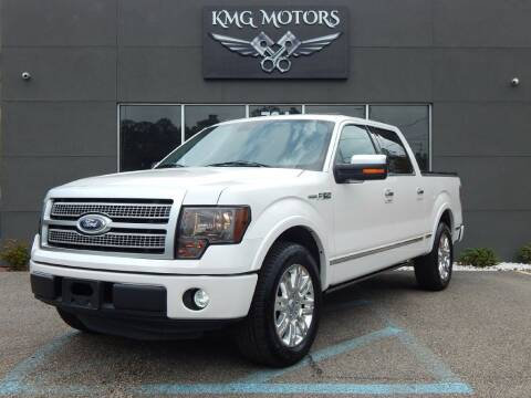 2012 Ford F-150 for sale at KMG Motors in Slidell LA