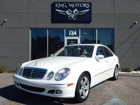 2006 Mercedes-Benz E-Class E 500 for sale at KMG Motors in Slidell LA