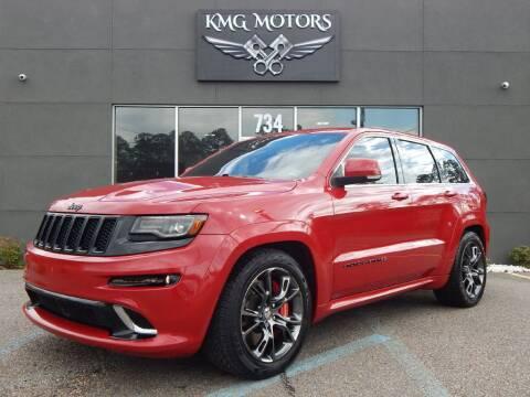 2014 Jeep Grand Cherokee SRT for sale at KMG Motors in Slidell LA
