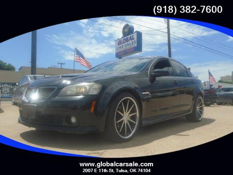 Used 2008 Pontiac G8 For Sale In San Antonio Tx