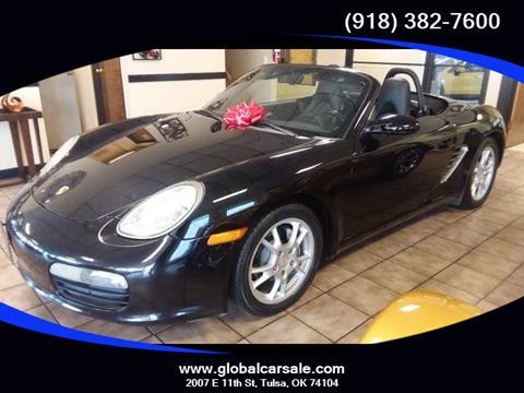 2005 Porsche Boxster for sale in Tulsa, OK