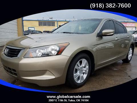 2009 Honda Accord for sale in Tulsa, OK