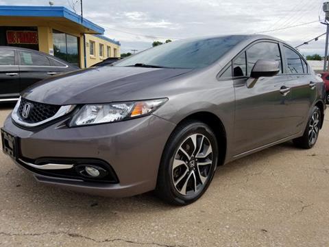 2013 Honda Civic for sale in Tulsa, OK