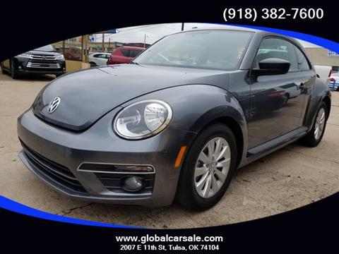 2018 Volkswagen Beetle for sale in Tulsa, OK