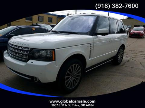 2012 Land Rover Range Rover for sale in Tulsa, OK