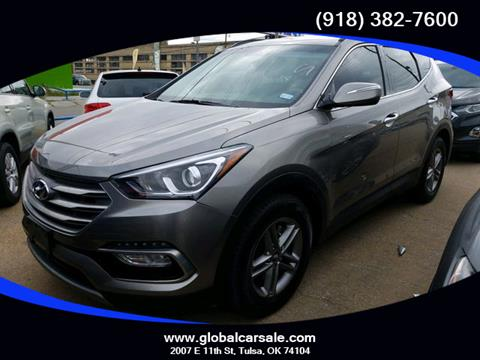 2018 Hyundai Santa Fe Sport for sale in Tulsa, OK