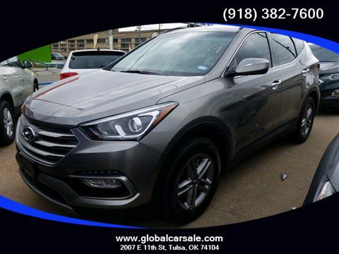 2018 Hyundai Santa Fe Sport for sale in Tulsa, OK