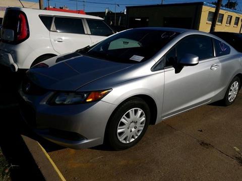 2012 Honda Civic for sale in Tulsa, OK
