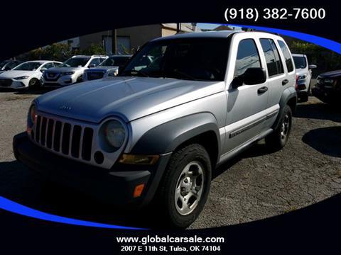 2005 Jeep Liberty for sale in Tulsa, OK
