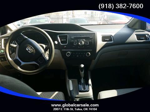 2014 Honda Civic for sale in Tulsa, OK