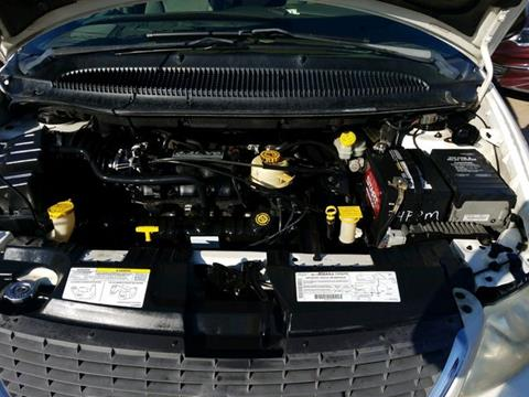 2002 Chrysler Town and Country for sale in Tulsa, OK