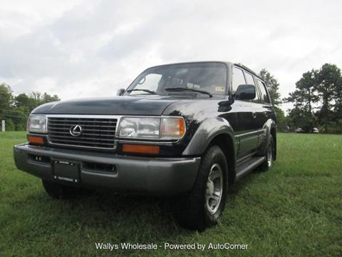 1997 Lexus LX 450 for sale in Manakin Sabot, VA