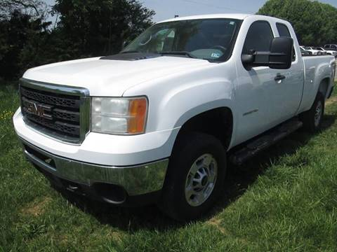 2011 GMC Sierra 2500HD for sale in Manakin Sabot, VA