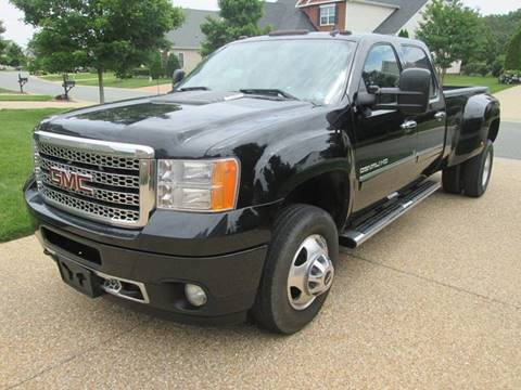 2012 GMC Sierra 3500HD for sale in Manakin Sabot, VA