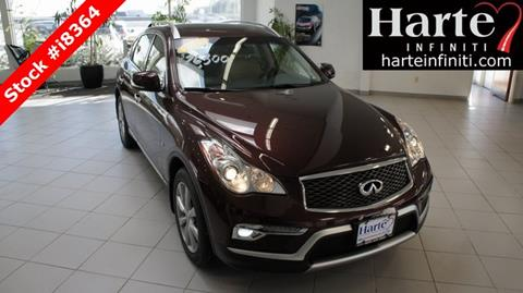 Qx50 For Sale >> 2016 Infiniti Qx50 For Sale In Hartford Ct