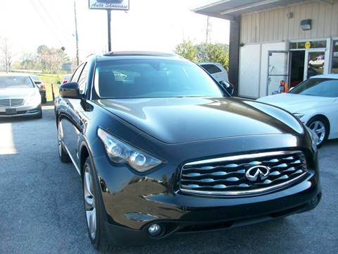 2009 Infiniti FX50 for sale in Birmingham, AL