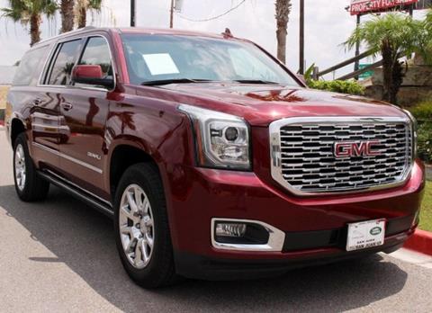 2018 GMC Yukon XL for sale in San Juan, TX