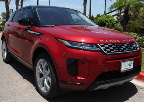 2020 Land Rover Range Rover Evoque for sale in San Juan, TX