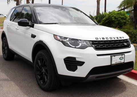 2019 Land Rover Discovery Sport for sale in San Juan, TX