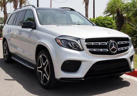 2018 Mercedes-Benz GLS for sale in San Juan, TX