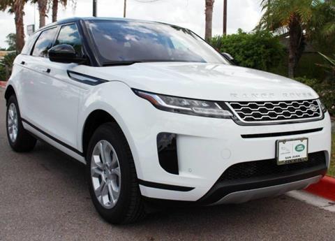 2020 Land Rover Range Rover Evoque for sale in San Juan, TX