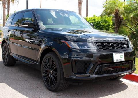 2020 Land Rover Range Rover Sport for sale in San Juan, TX