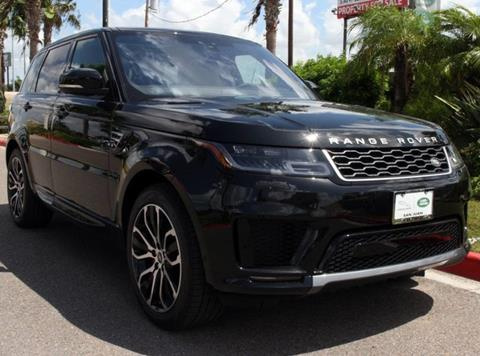 2020 Land Rover Range Rover Sport for sale in San Juan, TX