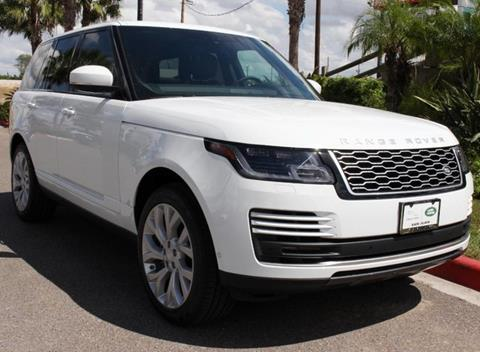2020 Land Rover Range Rover for sale in San Juan, TX